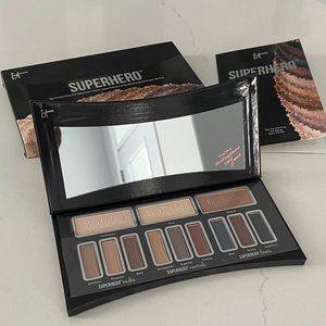 NWT It Cosmetics Superhero Eyeshadow Palette